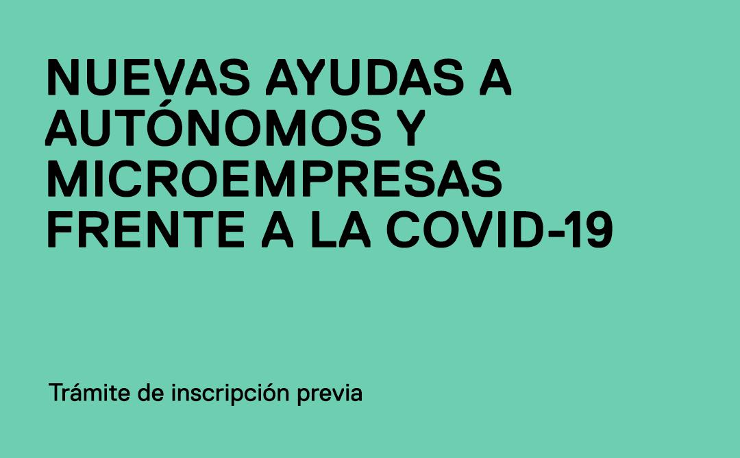 La Generalitat abre un trámite de inscripción previa para la nueva convocatoria de ayudas a autónomos