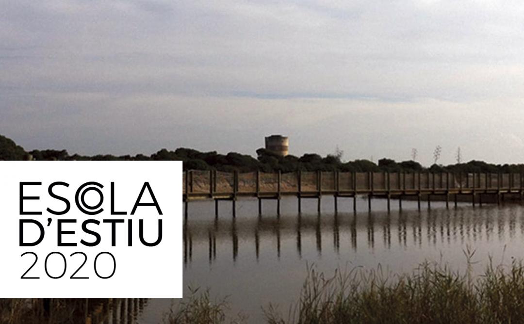El paseo marítimo de El Prat de Llobregat