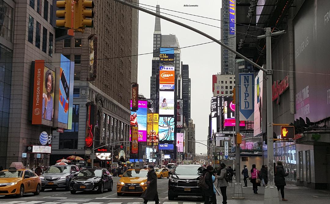 Travel Retail New York
