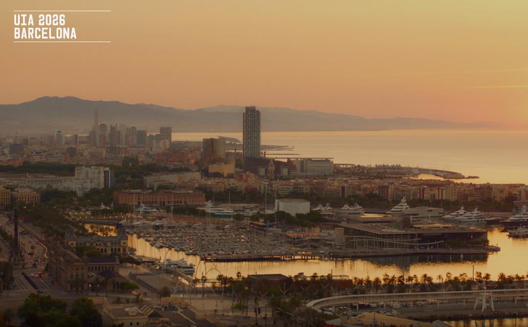 Barcelona es prepara per poder ser Capital Mundial de l'Arquitectura i acollir el Congrés de la UIA el 2026